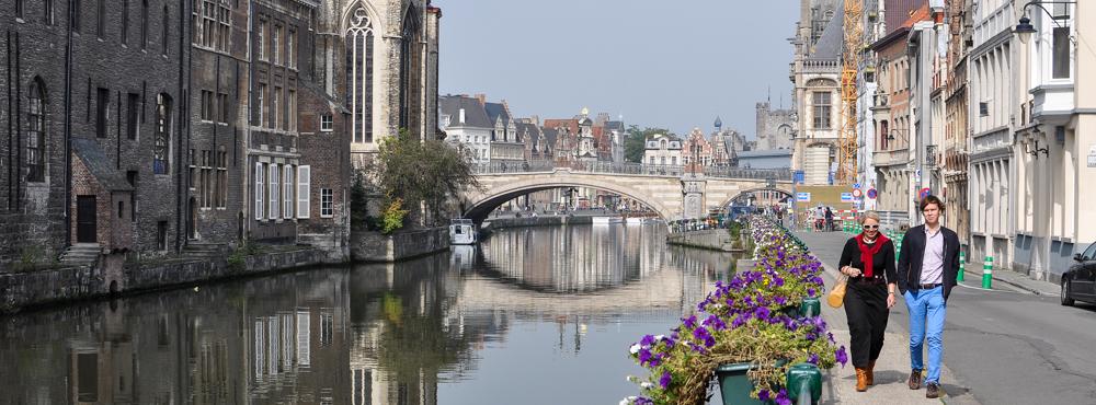 Gent – allein mit Rubens